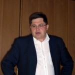 Moderator Gerhard Mayr