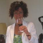 Julia Sevenich in Bordeaux bei Château Rauzan Segla