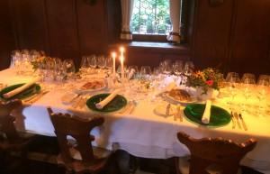 Stüberl in Sigwart's Tiroler Weinstuben