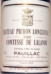 Bordeaux 2000 – Österreichische Weinbruderschaft Komturei Tirol