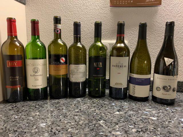 Weinrunde 18.01.