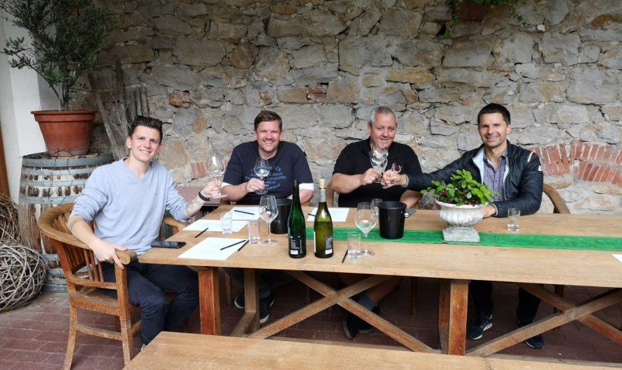 Weinreise 2020 der Weinrunde Münster nach Baden (Markgräflerland und Kaiserstuhl)