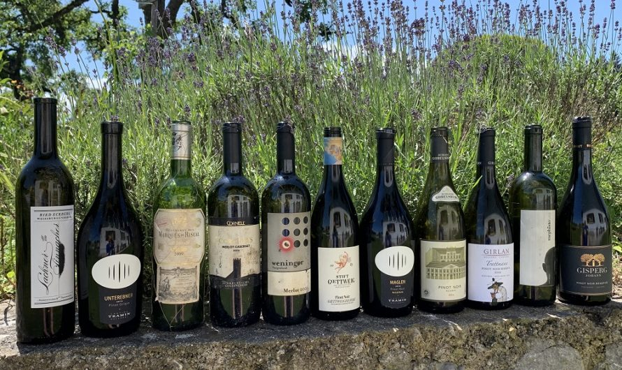 Weinverkostung Angerberg