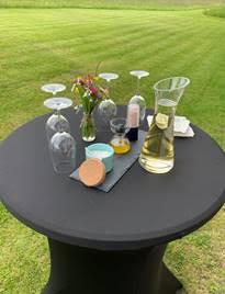 Weinverkostung der OLKA-Runde vom 29.05.2021 am Angerberg